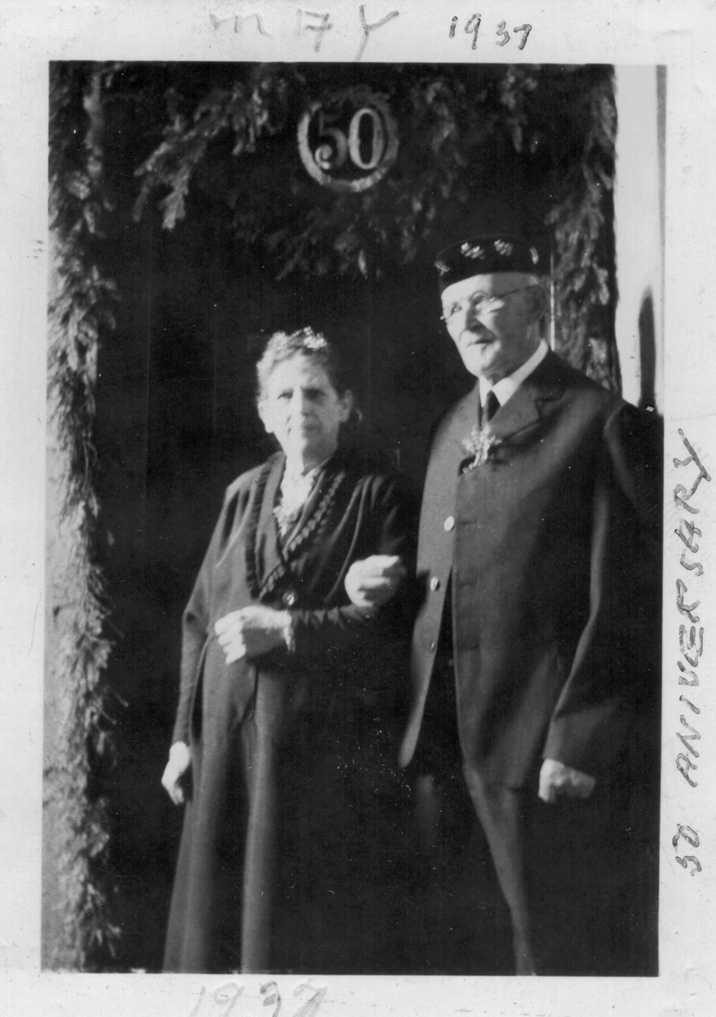 Marie Lindner Marie And Max Lindner 1937