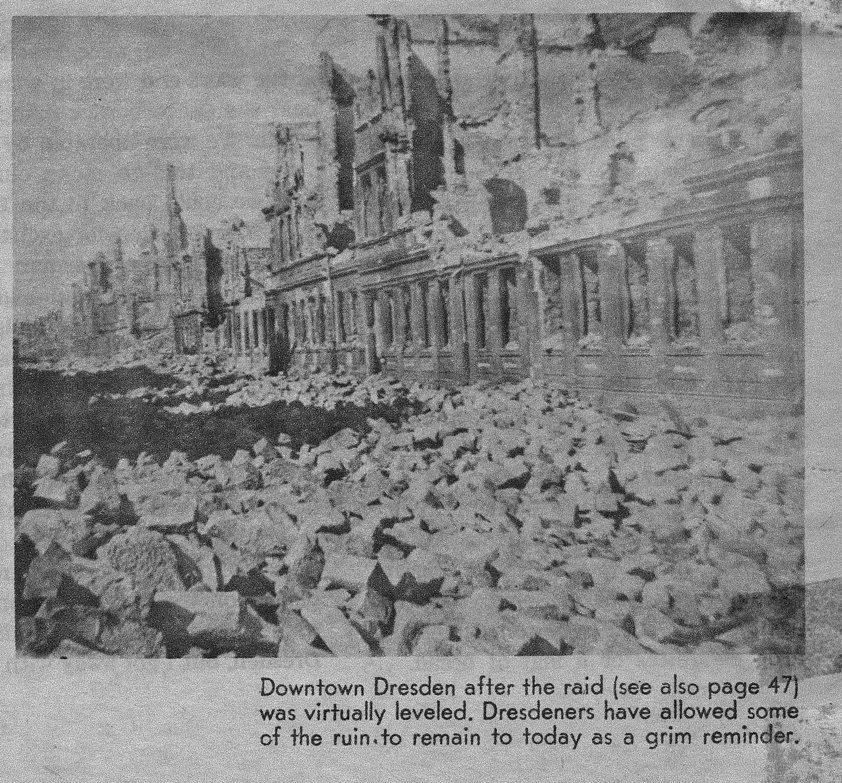Dresden Fire Bombing Essay! Help!?